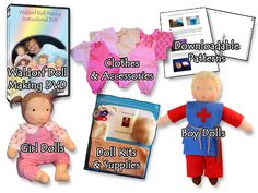 Sarah's Dolls - Home   Patterns for doll's , clothing & accessories