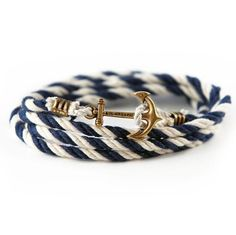 anchor bracelet.. who cares if they say its for men.