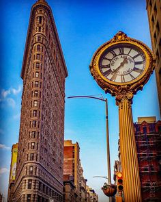 Flatiron Building, Big Ben, Travel, Viajes, Destinations, Traveling, Trips