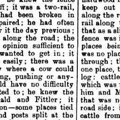 11 Jun 1902 - NOWRA POLICE COURT. WEDNESDAY, JUNE 4. (Before t...