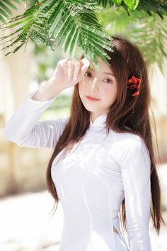 Vietnamese and Asian Beauty Girls. See more pictures original size at:. Cute Kawaii Girl, Cute Girl Pic, Cute Asian Girls, Cute Girls, Prity Girl, Beautiful Vietnam, Vietnam Girl, Le Jolie, Student Fashion