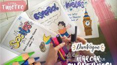 Aprende Letra Timoteo y Marca tus Cuadernos, tarjetas, carteleras y mas!! - YouTube
