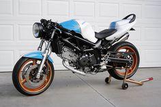 2002 Suzuki SV650 by Cider1, via Flickr