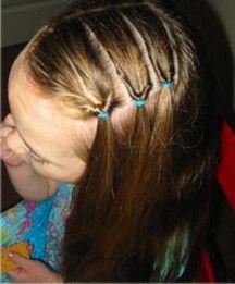 piratamorgan.com: 4 peinados más para niñas