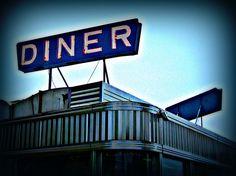 Diner logo + branding