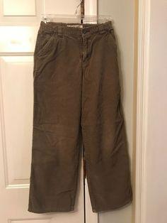 Cat And Jack Boys Adjustable Waist Corduroy Pants NWOT Multiple Sizes