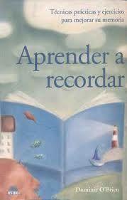 """""""Aprender a recordar"""", libro recomendado"""