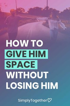 When a man is pulling away and tells you he needs space in a relationship, it might make you feel uneasy. Space In A Relationship, Relationship Problems Quotes, Problem Quotes, Relationship Challenge, Best Relationship Advice, Relationship Issues, Relationships Love, Dating Advice, Space Quotes