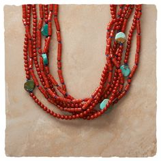 I found the Taos Magic Necklace at ArhausJewels.com. $595.00 #arhausjewels necklaces.
