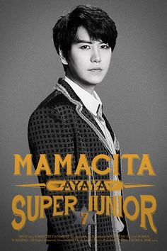 SUPER JUNIOR | Cho Kyuhyun <3 Super Junior are matadors in a new batch of teaser photos for 'MAMACITA' comeback | allkpop.com