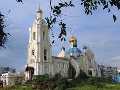 Our Lady of Kazan Orthodox Cathedral in Rostov-on-Don