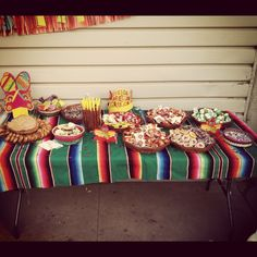Fiesta Mexican Candy Bar