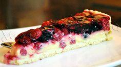 Tarta-cu-fructe-de-padure10 Cake Cookies, Cheesecake, Deserts, Goodies, Sweet, Recipes, Cakes, Food, Food Items