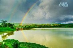 Laguna de Mora, en el ejido de Mora, municipio de Tepic Nayarit.