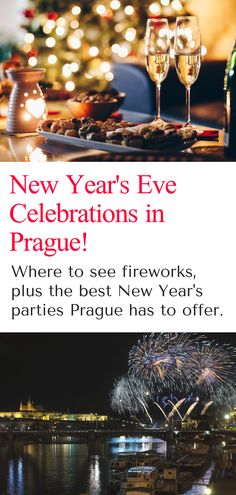 New Year S Eve Celebrations In Prague New Year S Eve Celebrations Prague New Years Eve