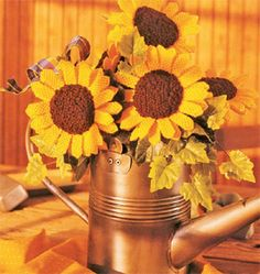 Sunflower plastic canvas pattern  buy flowers plastic canvas online