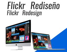 "Check out new work on my @Behance portfolio: ""Flickr Re-diseño/Redesign"" http://on.be.net/1Wehm9j"