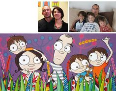 famille bouteiller