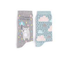 Lot chaussettes ours pluie - OYSHO