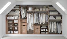 Få overblik over garderoben