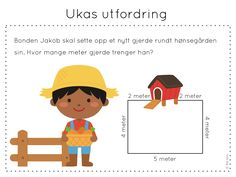 ukas utfordring Family Guy, Challenges, Teaching, Education, Children, School, Maths, First Grade, Young Children