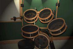 Build electronic drum kit