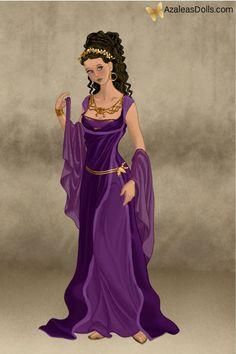 Hera Greek Goddesses Hestia and Demeter | GoddessMaker ...