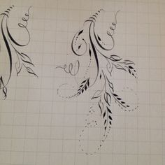 163 отметок «Нравится», 8 комментариев — Heather Held (@heathervictoria1) в Instagram: «Warm up strokes!!! Ready to teach Flourish and Blotts!!!!! #calligraphy #pointedpen #flourish»