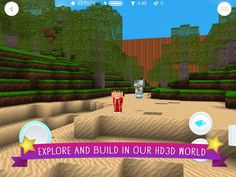 Gummii - An innovative site app for different areas of Math (fractions, addition, subtraction).  Gummi immerses students into a educational 3D world (similar to Minecraft) where they solve mathematical equations tailored to differentiated instruction.
