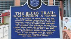 50 States - 50 Landmarks  Mississippi, Blues Trail