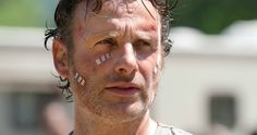 'Walking Dead': What's Really Happening with Rick's Hand? -- 'The Walking Dead' showrunner Scott M. Gimple issues a surprisingly definitive statement about Rick's hand, while further teasing Glenn's future. -- http://tvweb.com/news/walking-dead-season-6-rick-hand/