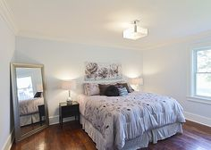 Master Bedroom #BTSH #Design #Staging