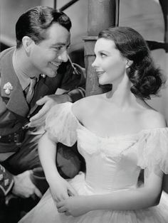 Vivien Leigh, Robert Taylor,  Waterloo Bridge (1940)