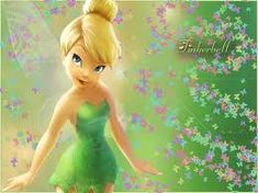 Tinker Bell...the most fab little Pixie!