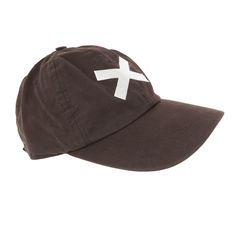 Cross Brown Cap, Edmmond.