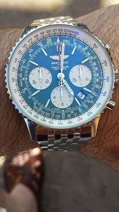 (1) Breitling Owners Club 130