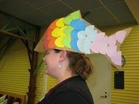 Fish Hats - welcome to fish school!