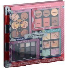 Hard Candy Total Radiance Kit, 34 pc
