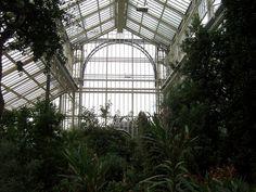 ღღ Berlin ~~~ Botanical Garden - Mittelmeerhaus ... im Botanischen Garten Berlin