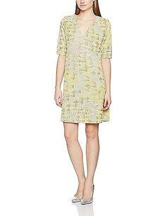 UK 10, White - Blanc (White), Molly Bracken Women's R652e16 Sleeveless Dress  NEW | UK Dresses | Pinterest | Molly bracken