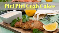 How To Make Piri Piri Crab Cakes  Makes 1 Serving  Ingredients  3 oz Crab Meat 1 tsp Chive, chopped 1 tsp Cilantro, chopped 1 tsp Lemon Juice ½ tsp Fire In The Kitchen Piri Piri Spice 1 tbsp Mayo Garlic Salt Cayenne Pepper   Instructions  Mix all ingredients Form the crab cake into shape or size desired Bread the crab cake with flour Dip cake into egg wash Coat in panko Fry the crab cake in 350° fryer until golden brown  For more recipes go to www.noshtalgic.com