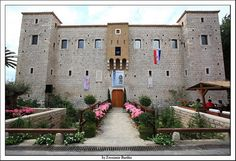 Beautiful 15th Century Castle in one of the seven pearl villages that make up Kastela