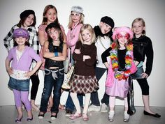 kids catwalk party - Google Search