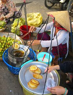 Ho Chi Minh City, Vietnam When Anthony Bourdain praised Vietnamese street cuisine, he started a trend amongst foreign visitors. Now the markets of Ho Chi Minhs Ben Thanh and Binh Tay are must-taste destinations for those looking to go beyond pho.