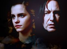 Severus Snape And Hermione Granger Photo by poisonmaster1 | Photobucket