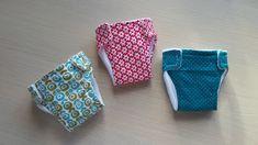 Villa Lika: Katoenen luiers maken voor de poppen