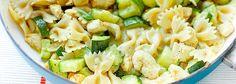 Makaron z cukinią i kurczakiem w sosie curry | Blog | Kwestia Smaku