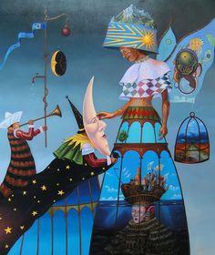 Day Meets Night by Tomasz Setowski