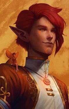 Fantasy Art Men, Fantasy Races, Fantasy Rpg, Elf Characters, Iconic Characters, Fantasy Characters, Fantasy Character Design, Character Concept, Character Art