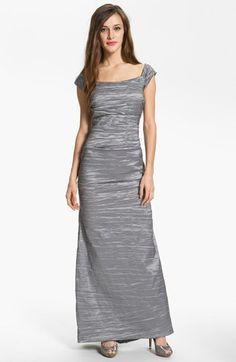 Alex Evenings Taffeta Mermaid Dress...    $145.00